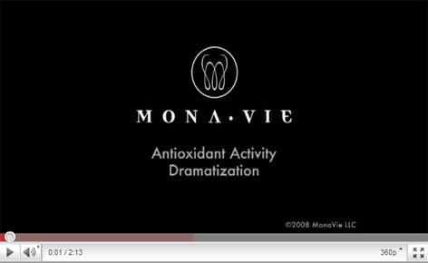 MonaVie antioxidants