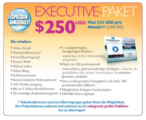 Talk Fusion Executive Paket