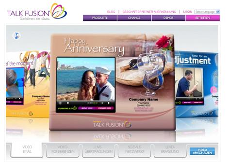Talk Fusion Produkte