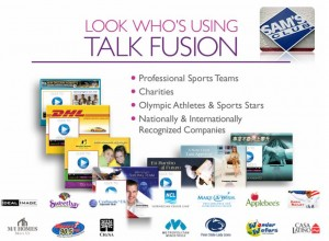 who is using talk fusion